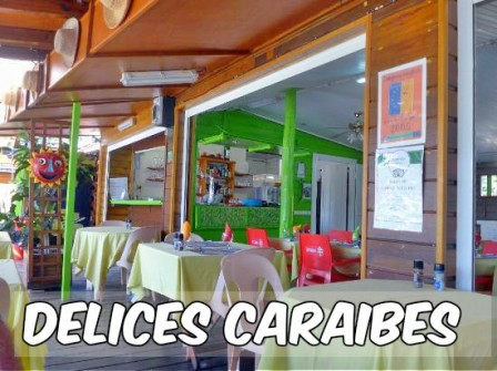 restaurant delices caraibes martinique