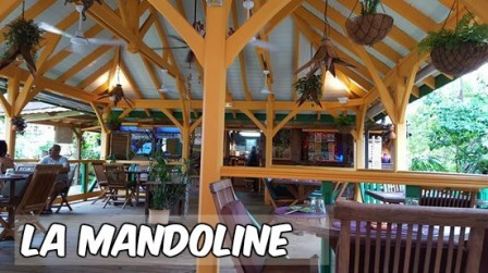 restaurant la mandoline martinique