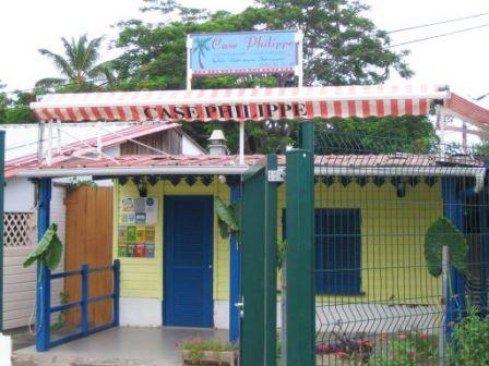 Restaurant Case Philippe Saint Anne