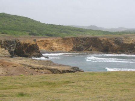 Traces des Caps Trou Sardine Salines