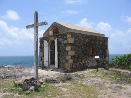 Chapelle de la Vierge des Marins Macabou