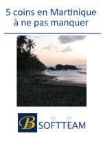 Couverture 5 coins en Martinique à ne pas manquer